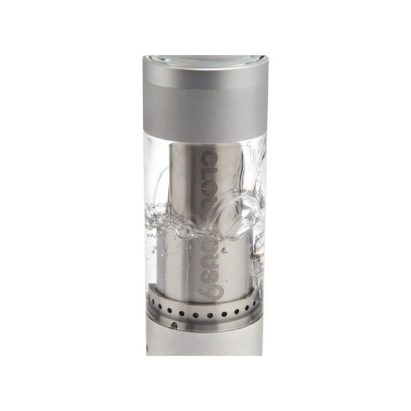 Cloudious Hydrology9 dry herb vaporizer with integrated water cooling system