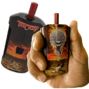 Chuck Billy Signature Series War Drum dry herb vaporizer